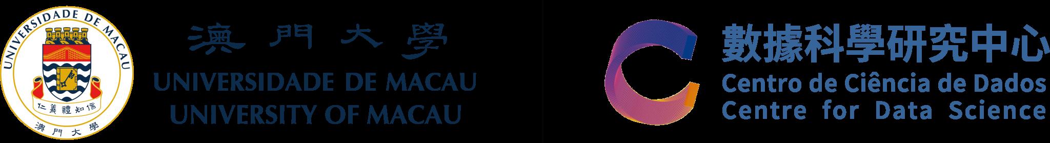 University of Macau | Centre for Data Science Logo